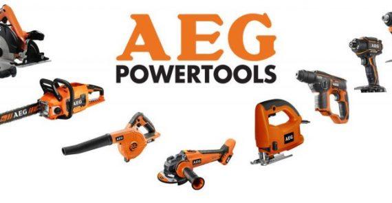 ابزار آلات AEG